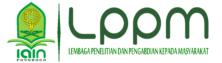 Lembaga Penelitian dan Pengabdian Masyarakat – IAIN Ponorogo
